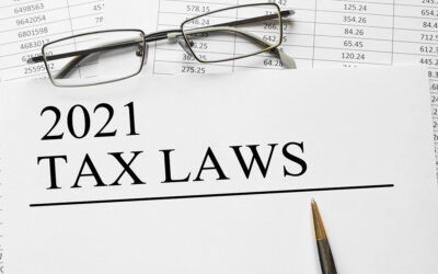 Tax Time For The Year 2021